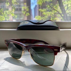 ✨Ray-Ban Vintage Wayfarer Max Tortoise Sunglasses